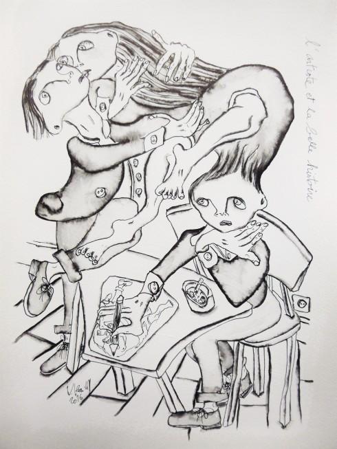 L'artiste Et La Belle Histoire